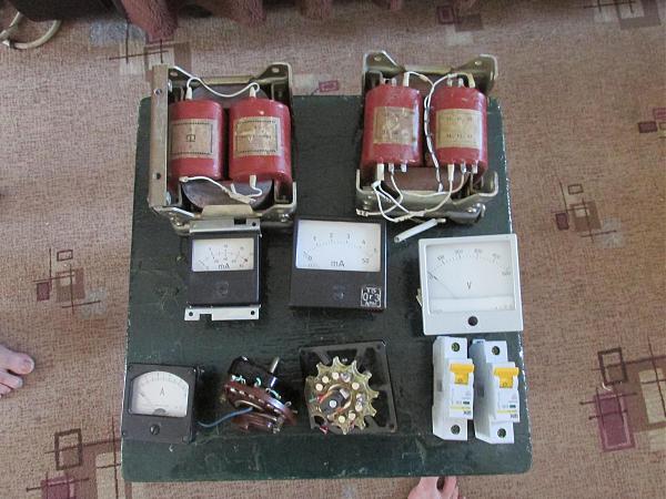 Продам Трансформаторы приборы панели