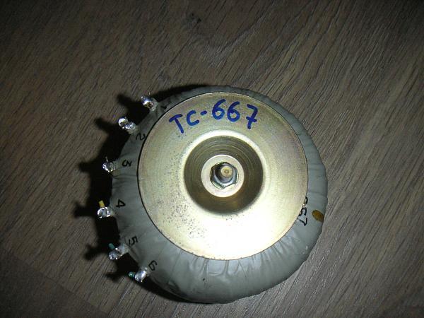 Продам трансформатор  тс-667