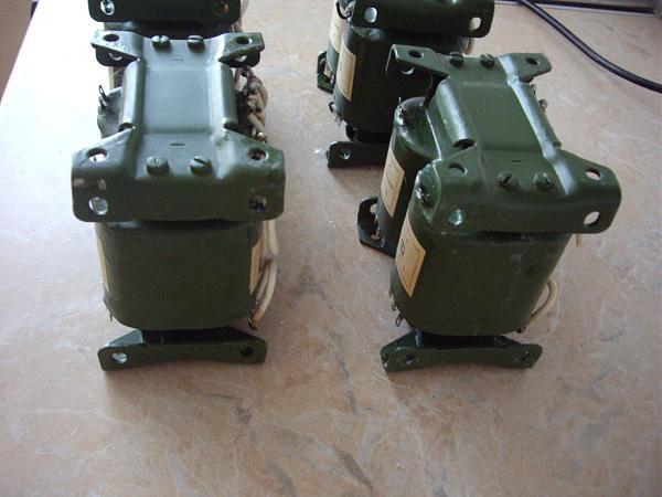 Продам 4 мощных трансформатора