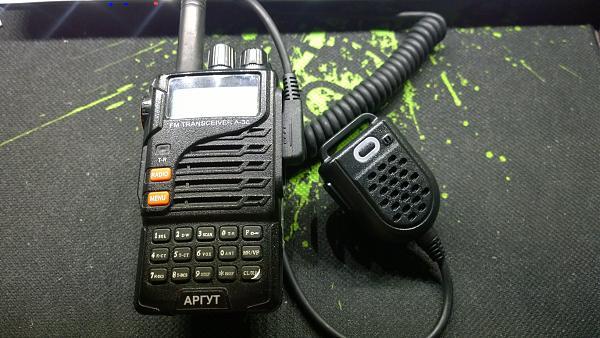 Продам Тангента 2х штырьковая для носимых радиостанций