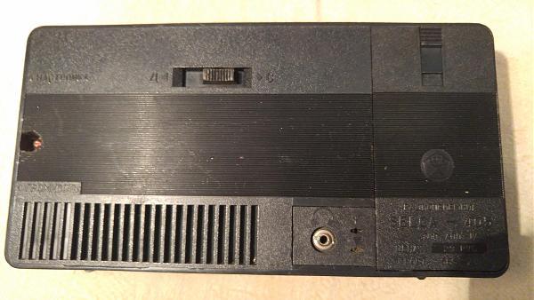 Продам радиоприёмник Селга 405