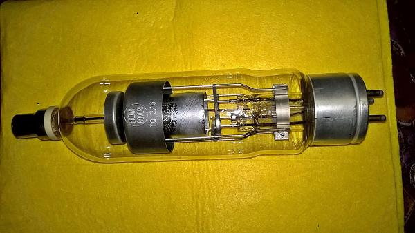 Продам Тиратрон ламповый TQ2/6