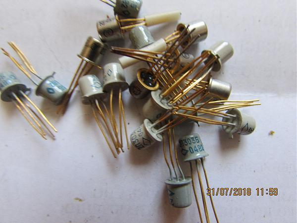Продам Транзисторы   .2П302а.2п303 б.д и.2п301а