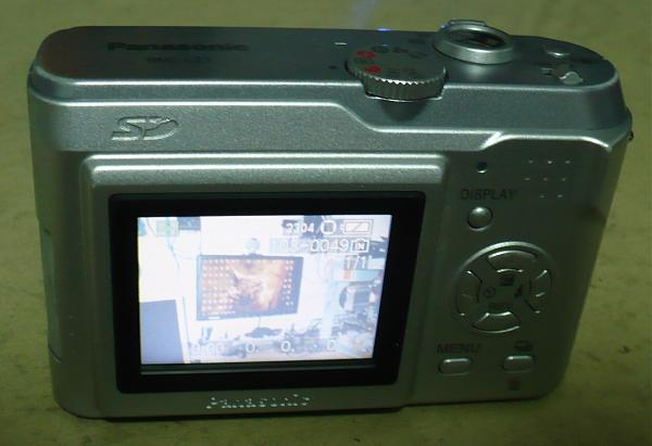 Продам Panasonic Lumix DMC-LZ1
