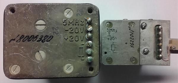 Продам Термостатированные опорные кварцевые
