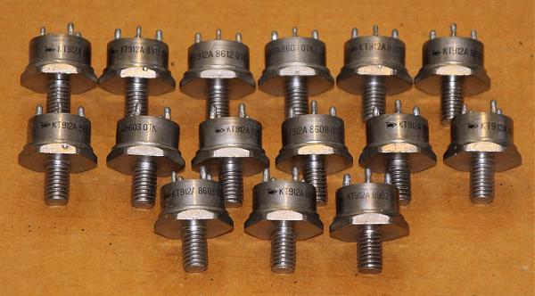Продам транзисторы кт912а