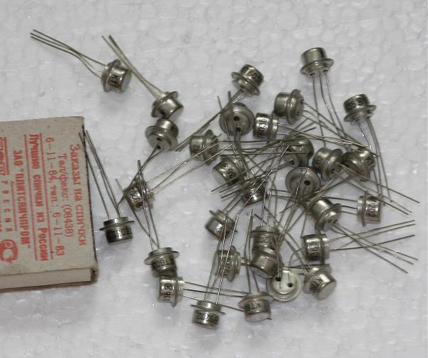 Продам транзисторы кт603б