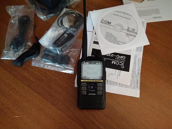 Продам Icom lD-51 PLUS 2