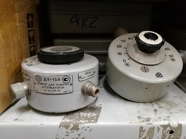 Продам Д1-13А аттенюатор образцовый
