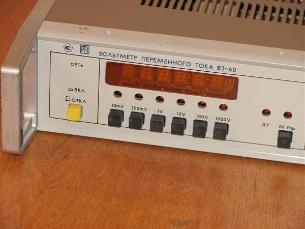 Продам Вольтметр В3-60