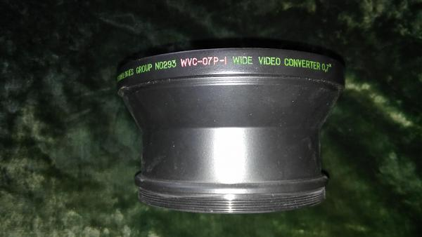 Продам CTG WVC-07P-I - Широкоугольный конвертер