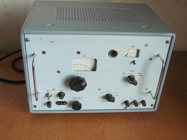 Продам Измеритель Е12-1А