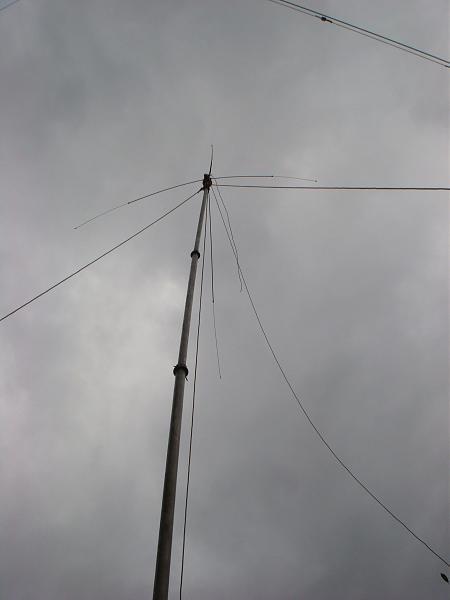 Продам Мачта п/телескопическая, 10,5м