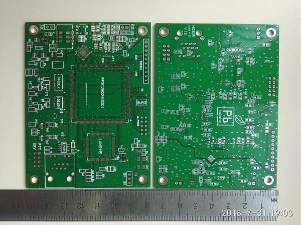 Продам Плата HiQSDR mini-T1 V1.5
