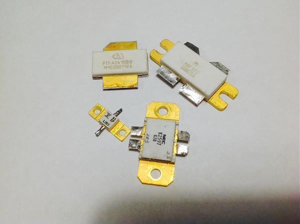 Продам Транзисторы MRF5S4125N, PTFA041501F
