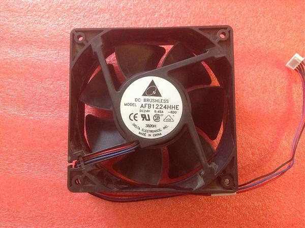 Продам Вентилятор Delta 120х120х38 24В, 0,45А AFB1224HHE