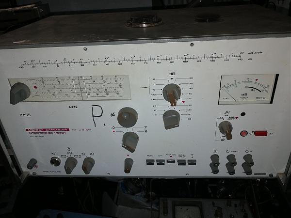 Продам NLMZ-4/50 селективный вольтметр