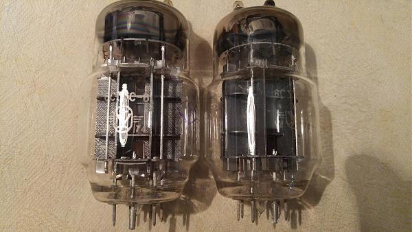 Продам радиолампы 6С33С -В