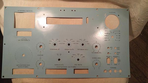 Продам радиоприёмник Р-399А фальшпанель