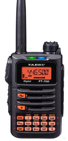Продам Радиостанция Yaesu FT-70DR