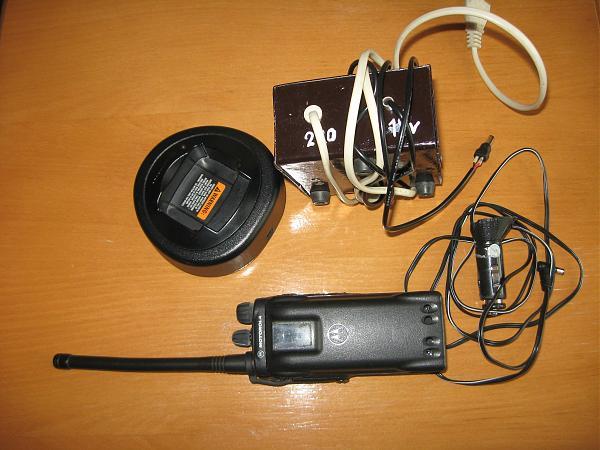 Продам Motorola GP-340