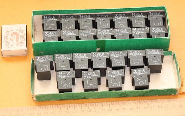 Продам реле tr90-12vdc-sc-c. пит. 12 вольт. 10-20ампер.