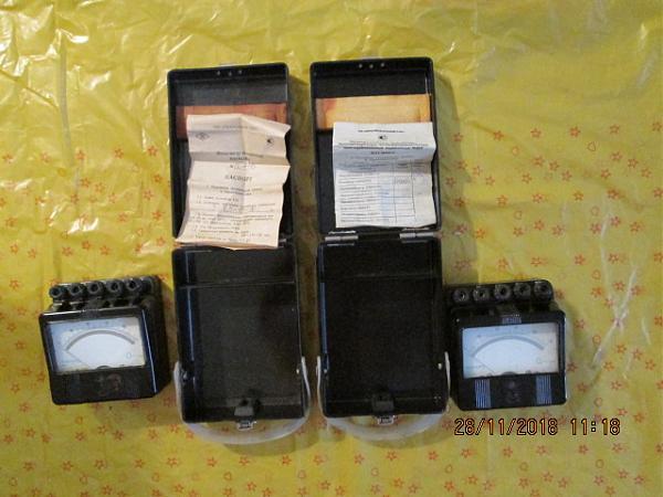 Продам Вольтметр переносной 0-3-7,5-15-30 В