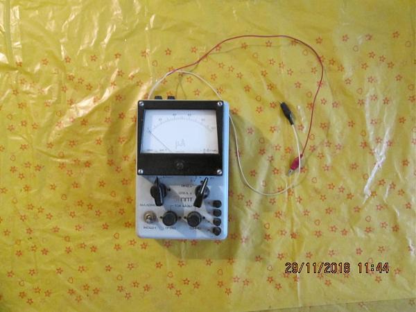 Продам Прибор для проверки транзисторов.