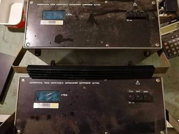 Продам Щ41160 измеритель тока КЗ