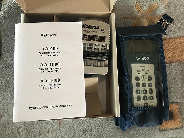 Продам Rigexpert AA-600