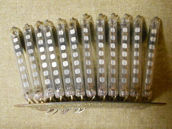 Продам люминисцентные индикатор ИВ-26