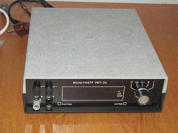 Продам Вольтметр РВ7-32
