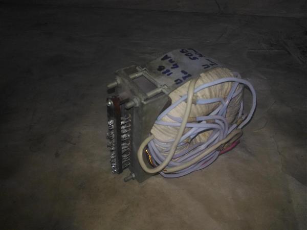 Продам Трансформатор силовой на торе 400Вт