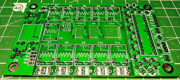 Продам Автоматический антенный тюнер ATU-100 mini 5х5