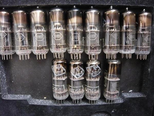 Продам Радиолампы 6Н6П короб.анод 58 г