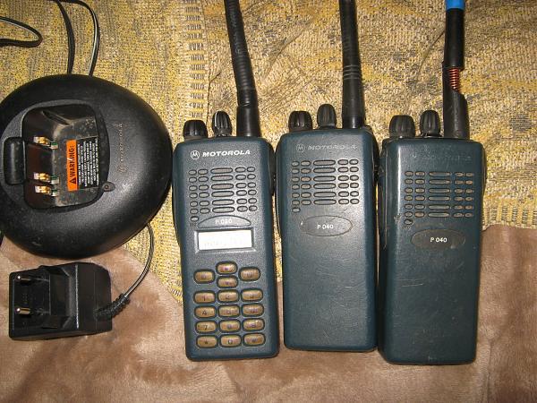 Продам Motorola P-040