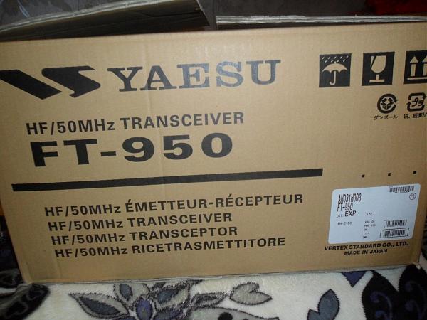 Продам трансивер FT 950