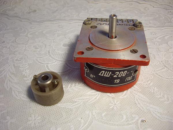 Продам  двигатель   ДШИ-200-1-1