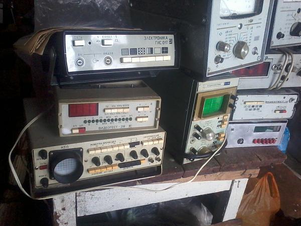 Продам измерит приборы