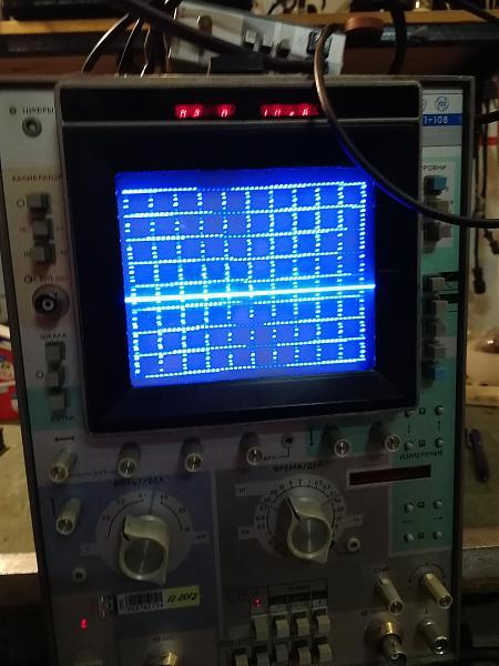 Продам С1-108 осциллограф высокочастотный 350 МГц