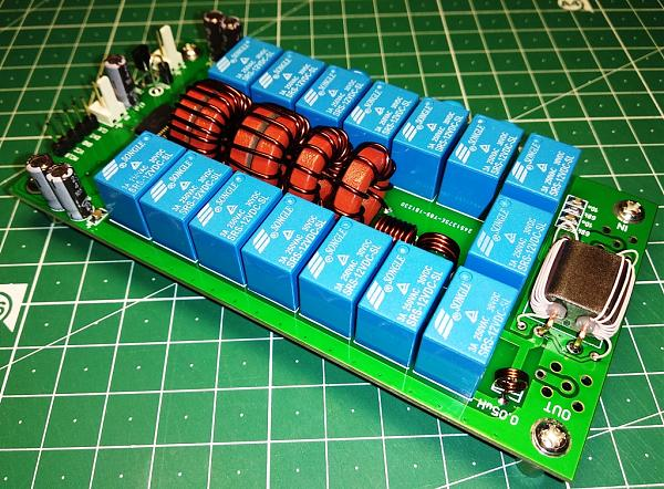 Продам Автоматический антенный тюнер ATU-100 EXT 7х7