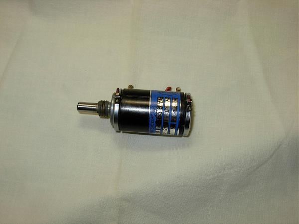 Продам многооборотный резистор  фирмы JAMMA