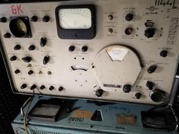 Продам ламповые генераторы сигналов СССР