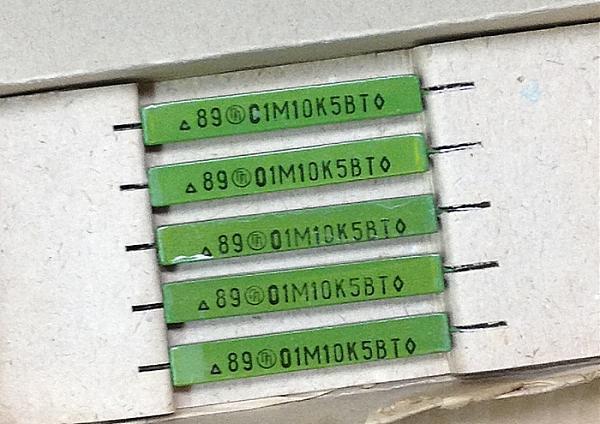 Продам Резистор ТВО-5 100ком, ТВО-60 120ом