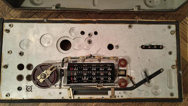 Продам радиоприёмник Р-250М