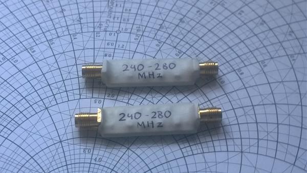 Продам Фильтр 240-280МГц