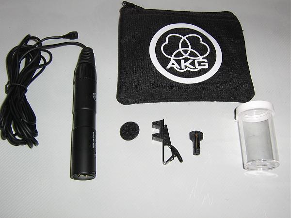 Продам Петличный микрофон AKG C417PP
