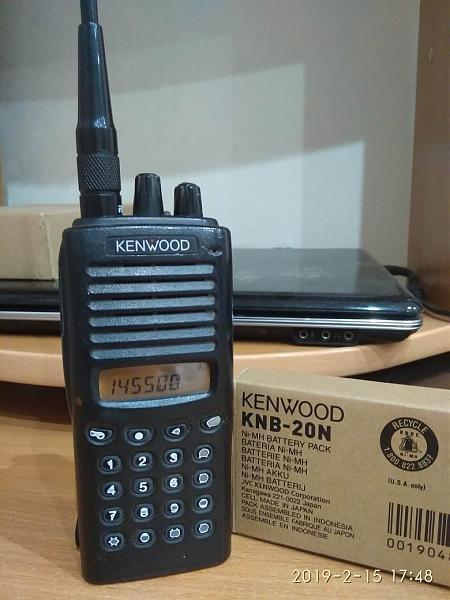 Продам Kenwood tk-270g