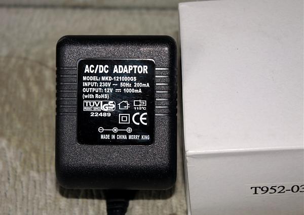 Продам БП трансформаторные 1000 mA 12 V