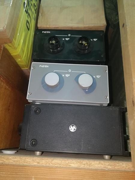 Продам Меры сопротивления Р40104, Р40105 образцовые